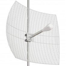 Антенна параболическая 3G/WiFi/4G, MIMO 27 дБ. (1700-2700 МГц)