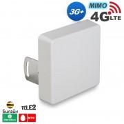 Антенна панельная 3G / 4G LTE, MIMO 15 дБ. (1700-2700 МГц)
