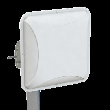 Антенна широкополосная PETRA BB 3G / 4G LTE, MIMO усил. 15 дБ (1700-2700 МГц)