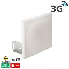 Антенна панельная 3G, 18 дБ. (1900-2200 МГц)