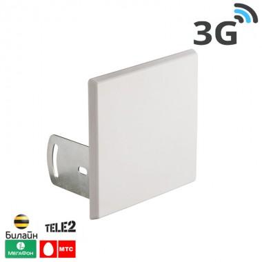 Купить панельную антенну 3G, 14 дБ (1900-2200 МГц)