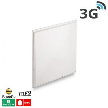 Мощная 3G антенна 20 дБ для модема / мобильного роутера