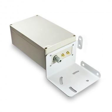Кронштейн KGG-SMAx2 с гермобоксом для параболической 3G/4G MIMO антенны