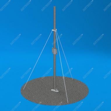 Мачта антенная M30D2 (3 метра)