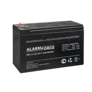 АКБ Аккумуляторая батарея 12 В, 7 Ач