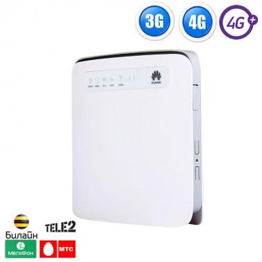 Мобильный WiFi роутер Huawei e5186-22. 3G/4G+ (LTE-A cat.6)