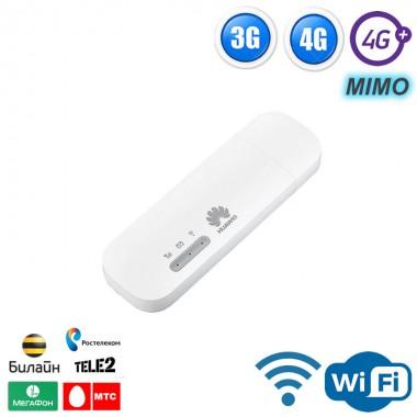 Модем c WiFi Huawei E8372 / 8211F 3G & 4G LTE, WiFi