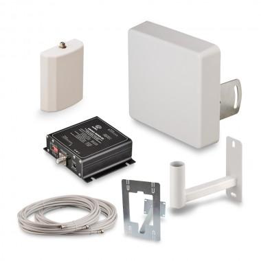 Готовый комплект для усиления сигнала сотовой связи на даче до 200 кв.м