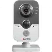 HiWatch DS-I114W 2.8 мм. (4мм, 6мм опция) Бюджетная Wi-Fi, IP-камера для дома и офиса